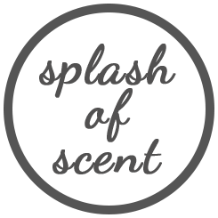 logo splash of scent