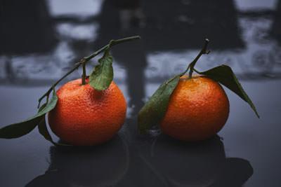 organic perfume mandarin