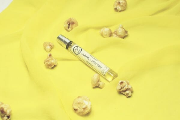 perfume caramel popcorn fragrance