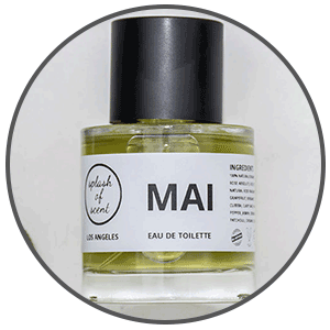 mai perfume splash of scent