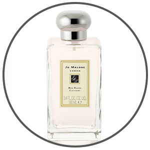 red roses jo malone perfume