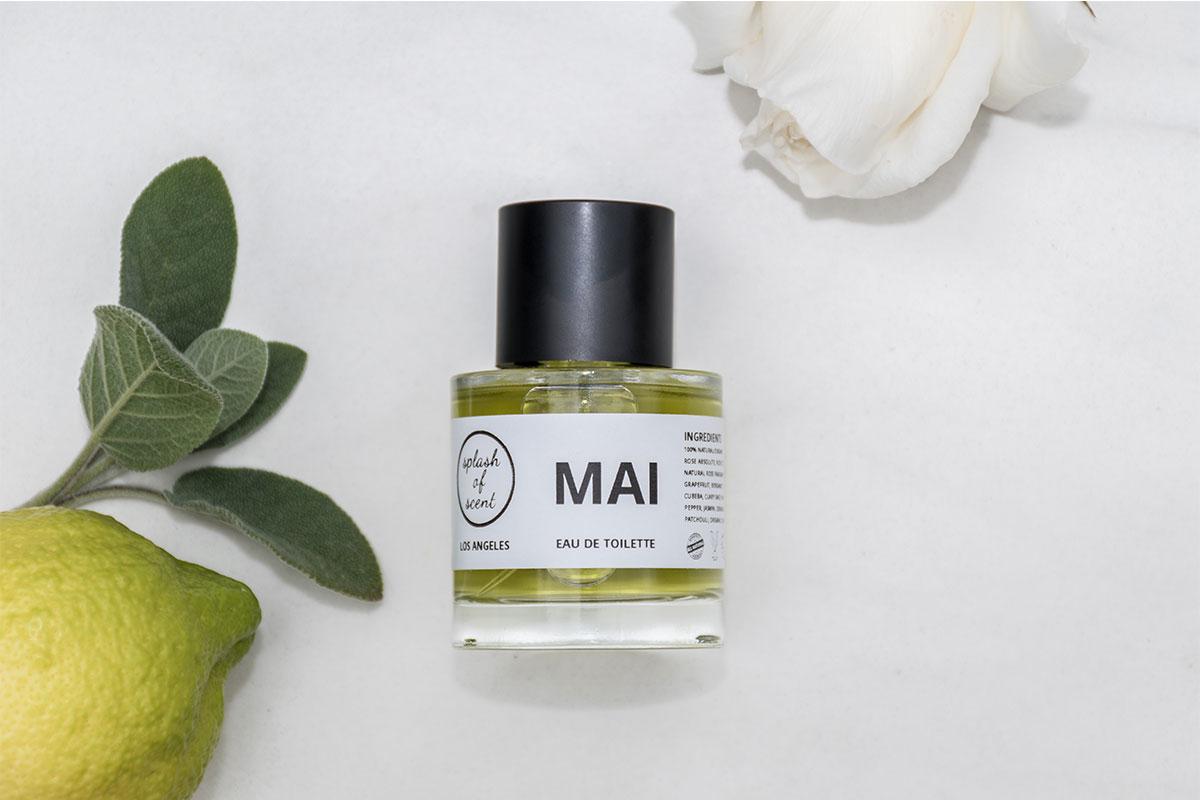 MAI fresh perfume